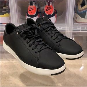 Cole Haan Grand Pro Leather Sneakers